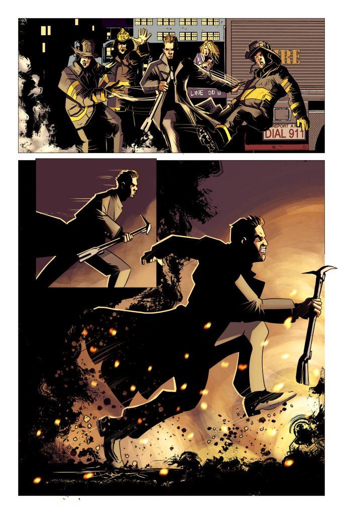 BLAKE UNDYING #3, Page 4